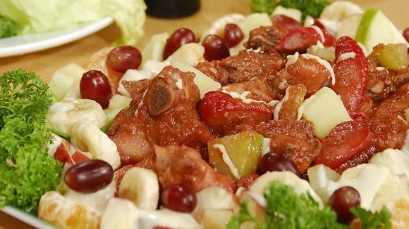 Meaty Chon Diet Ala Fruit Recipe
