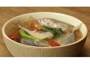 Fish Tinola with Lemongrass Recipe