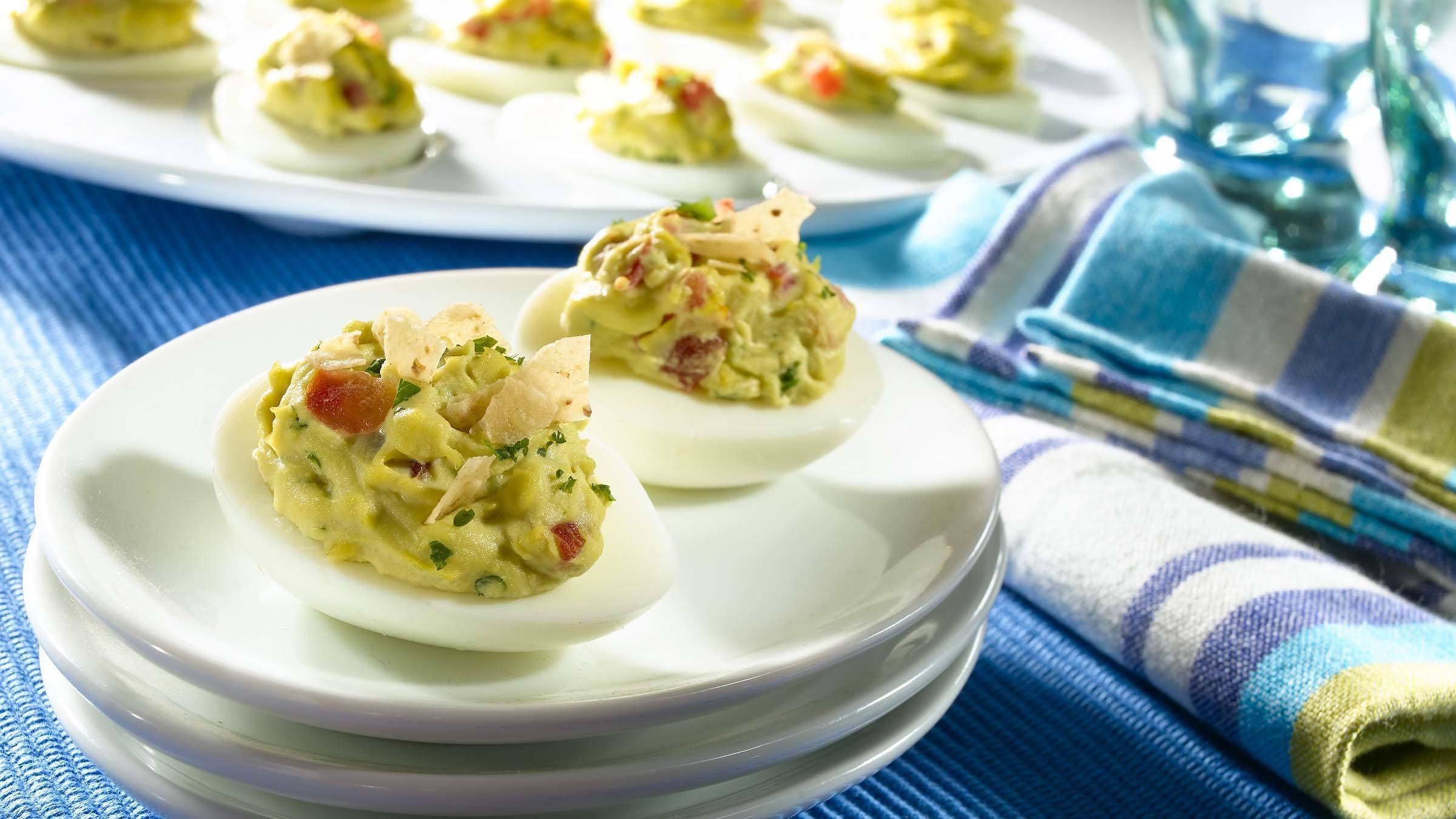 California-Style Deviled Eggs Recipe