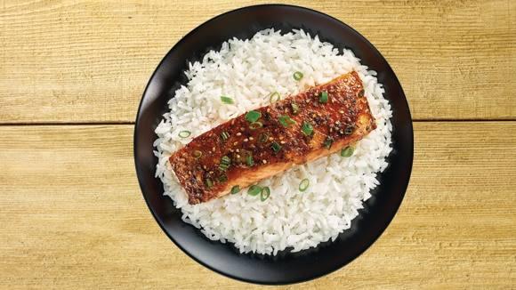 Japanese Roasted Salmon