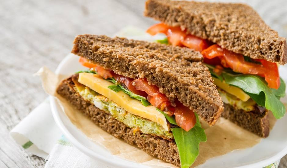 Hartige clubsandwich