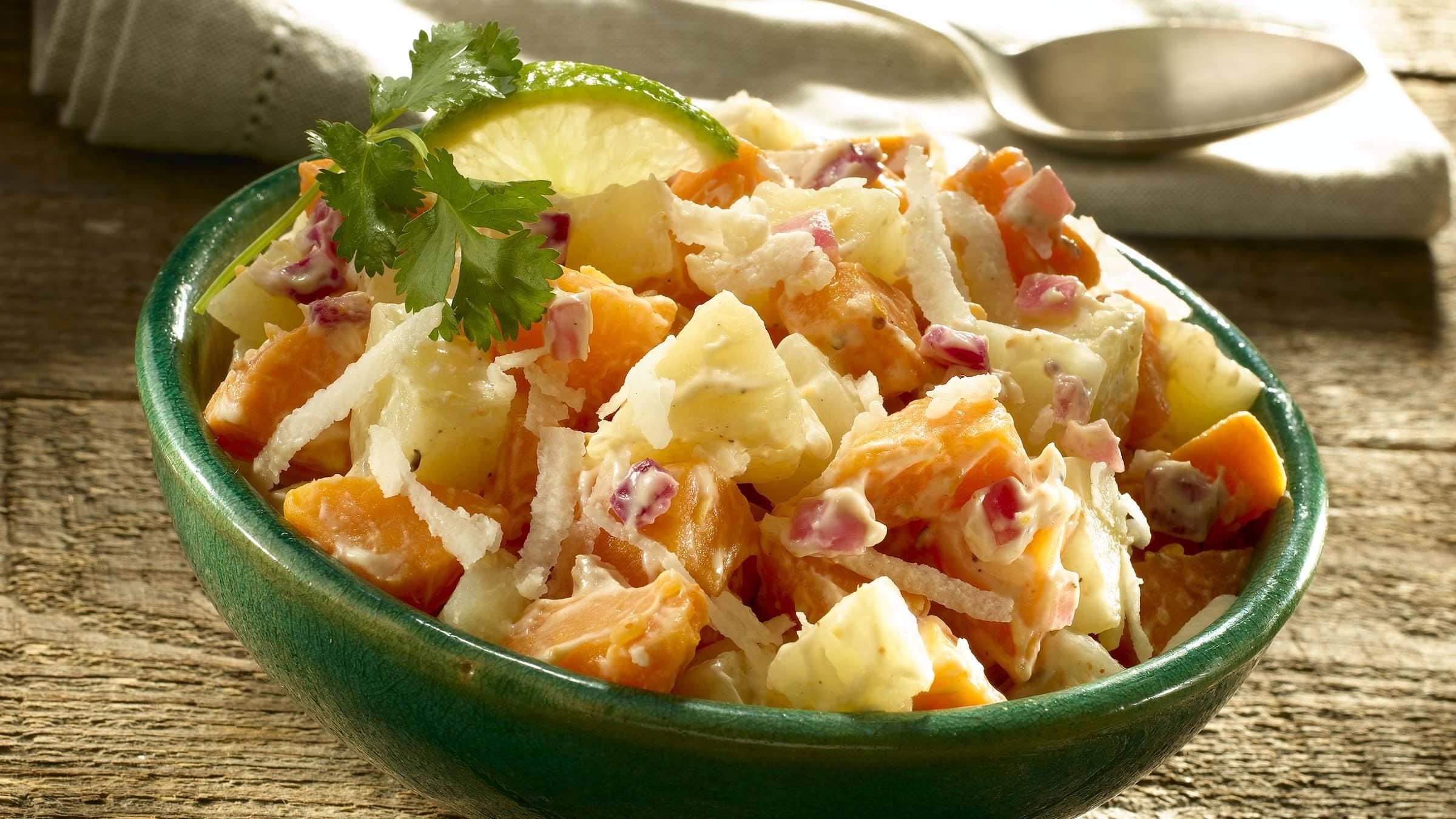 Jerk Potato Salad