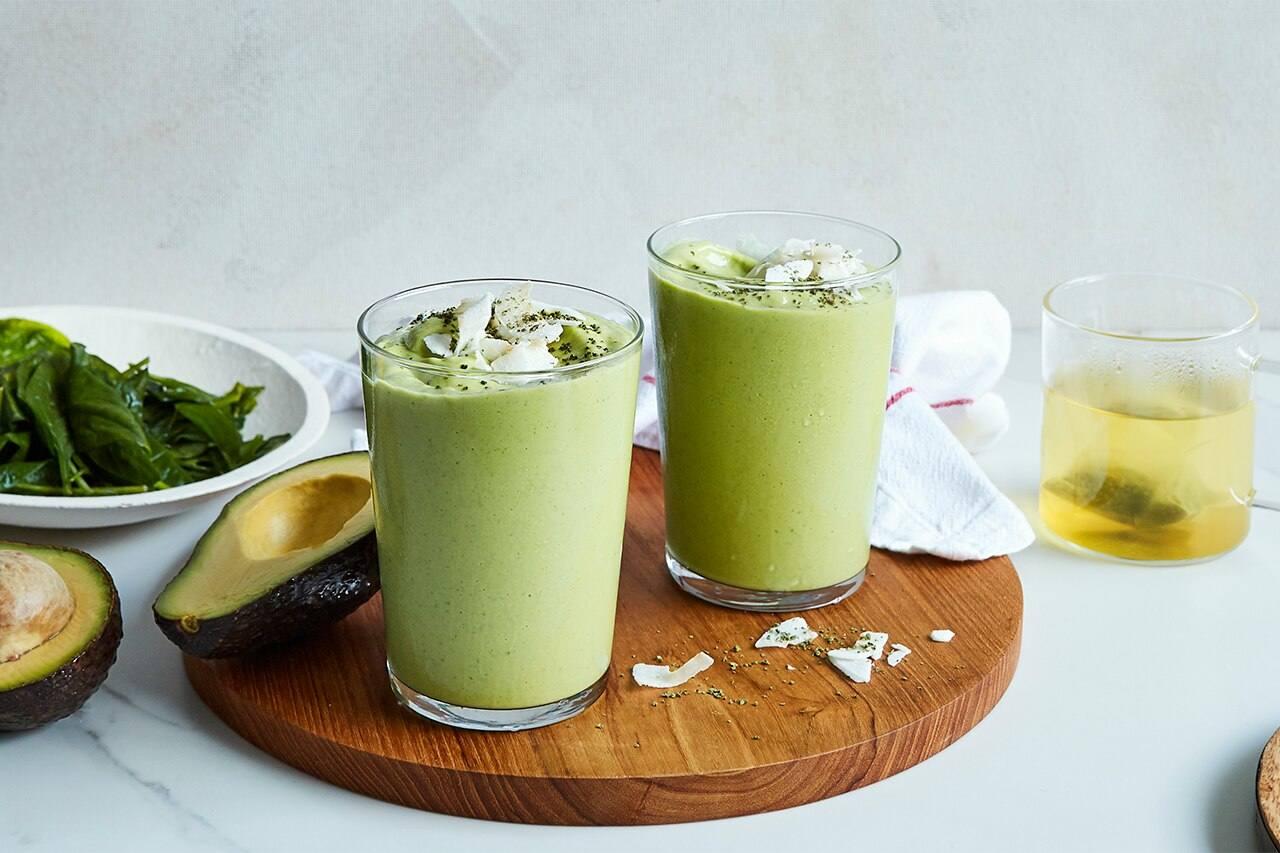 Lipton Three-Green Matcha Super-Smoothie