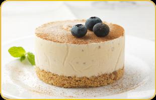 Mini cheesecakes au spéculoos