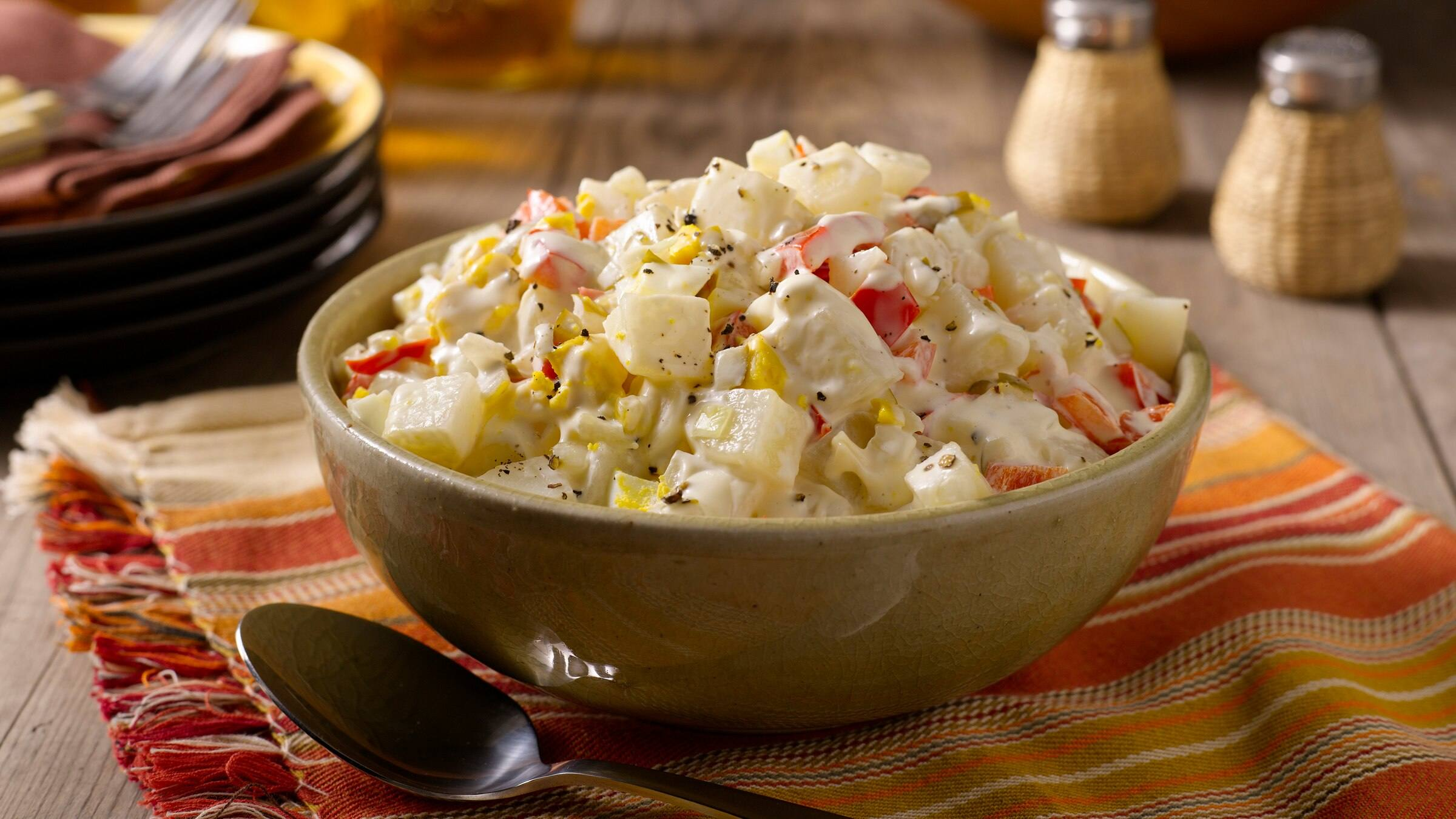 Aunt Cathy's Potato Salad Recipe