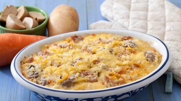 Chicken Breakfast Casserole Recipe