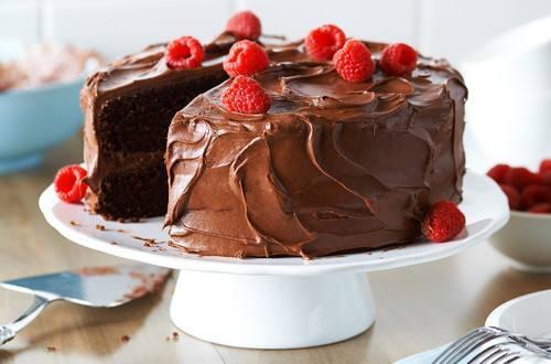 Super Moist Chocolate Cake