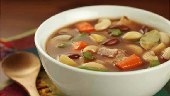 Minestrone Soup (Italian Style Soup) Recipe