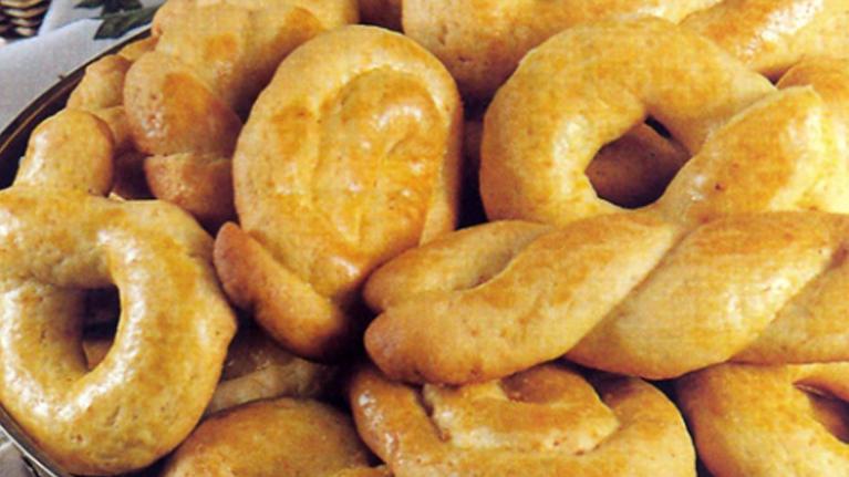 Κουλουράκια παραδοσιακά Σμυρνέικα
