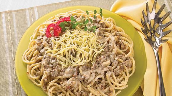 Creamy Mustard Pasta Recipe