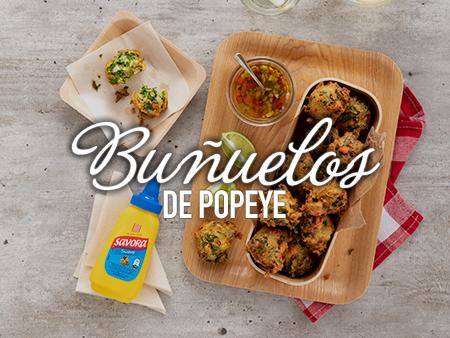 ATS Buñuelos de Popeye