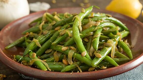 Latin Green Bean Casserole