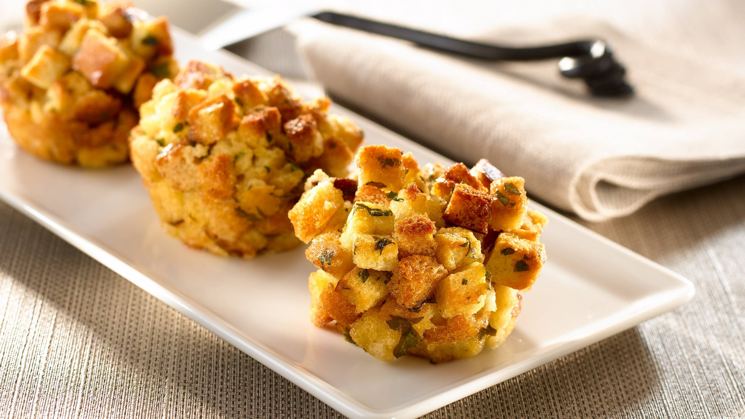 Stuffing Muffins