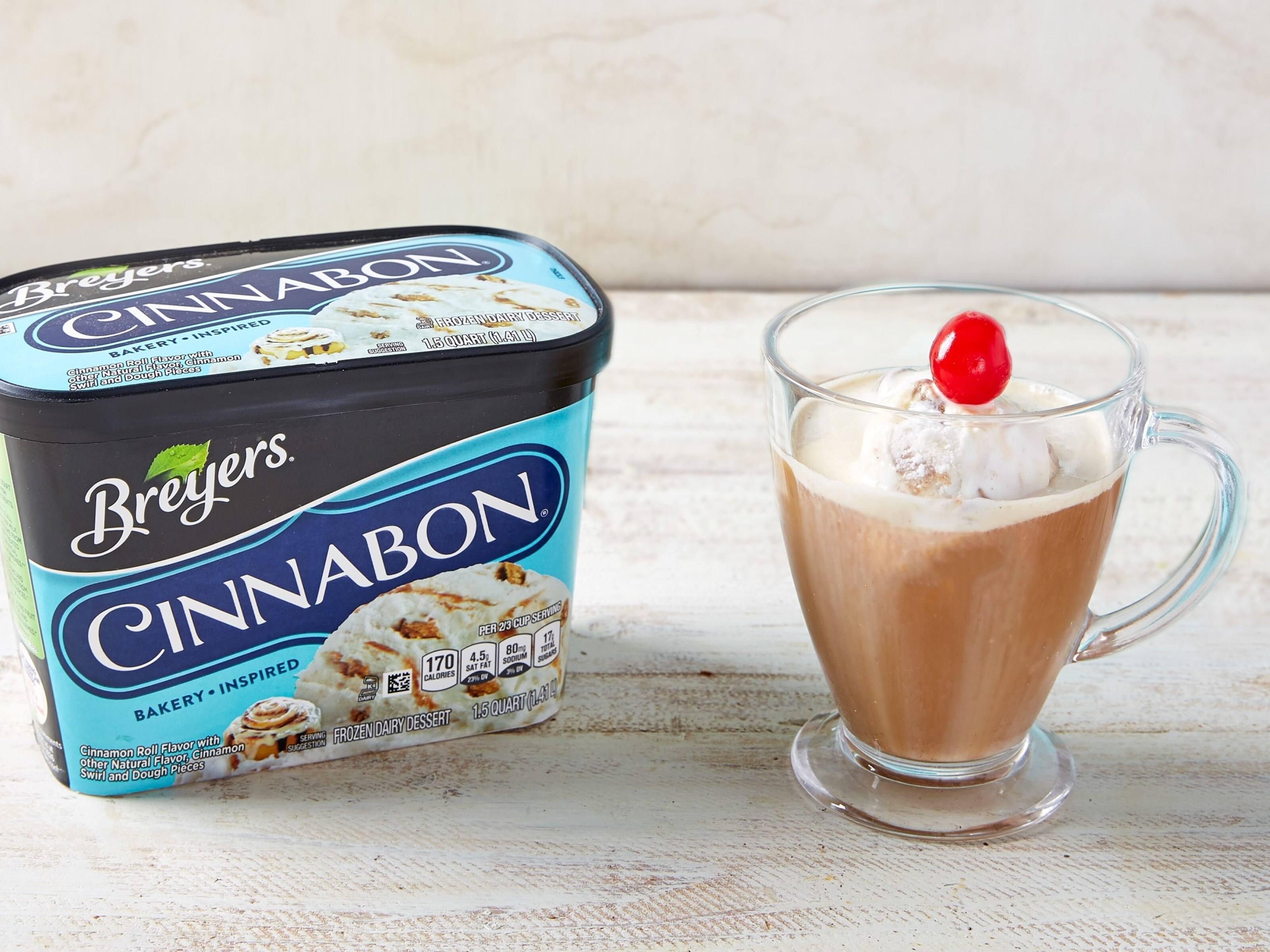 CINNABON® Affogato (Coffee Treat) Recipe