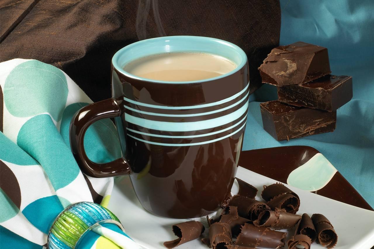 N Spicy Chocolate Tea