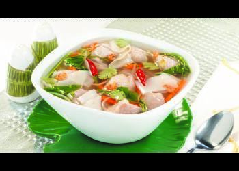 Pork Pho Nilaga Recipe