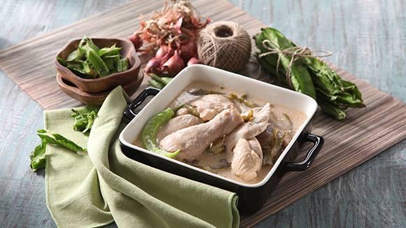 Chicken Coconut Tamarind Recipe