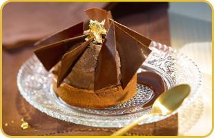 Tartelette chocolat noir