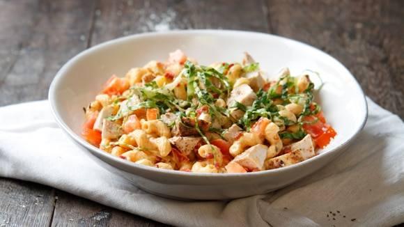 Chicken BLT Macaroni