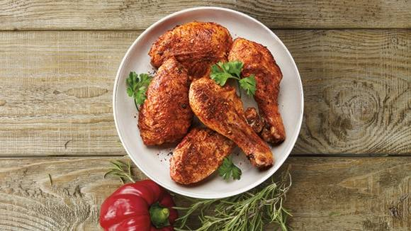 African Roasted Chicken