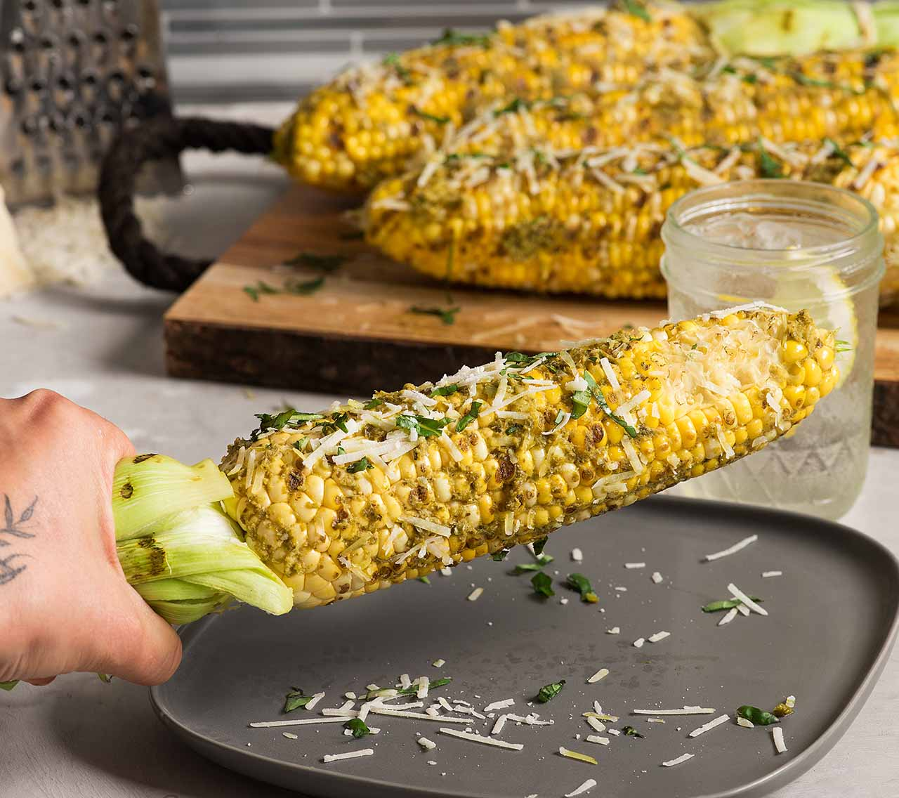Corn-On-The-Cob Seasonings