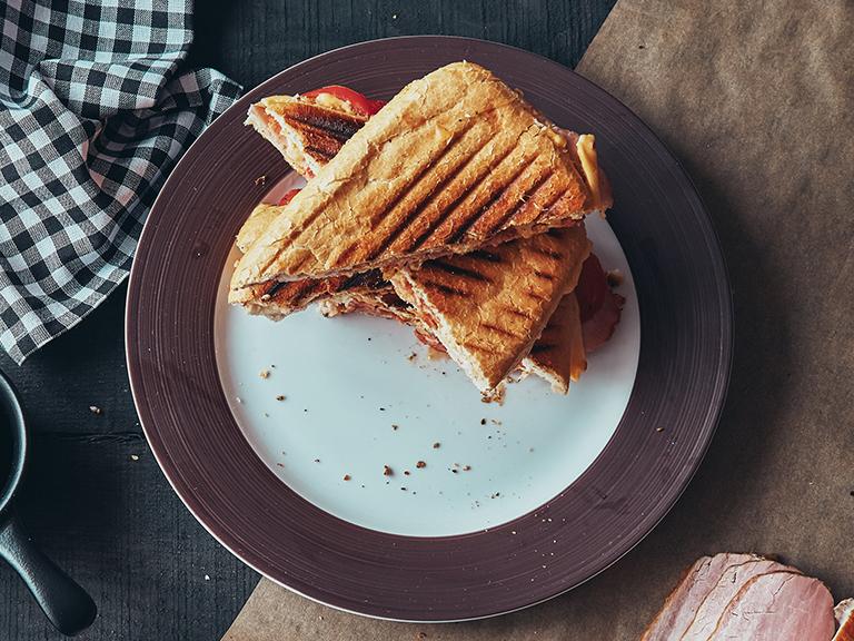 Chicken Mayo Sandwich with a Twist