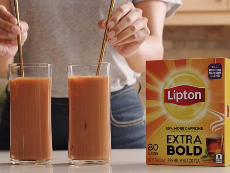 Extra Bold Thai Iced Tea