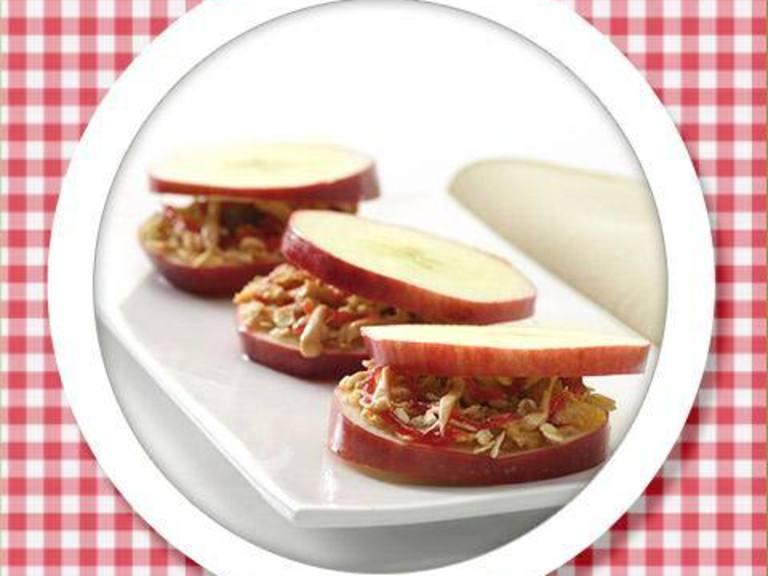Sweet Apple Slices