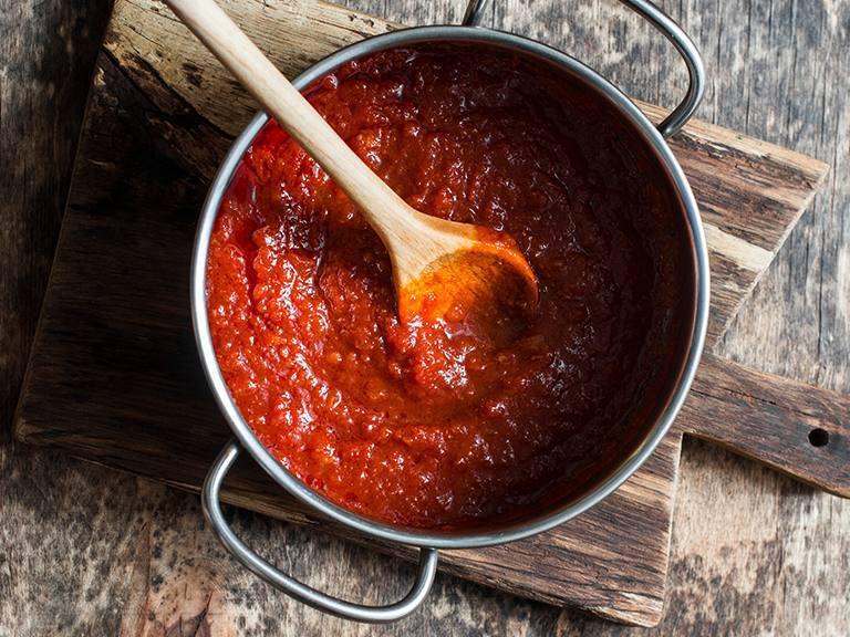 Spicy Tomato Gravy