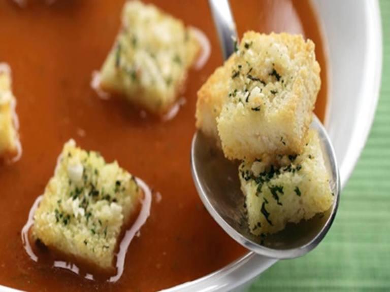 Knorr  Garlic & Herb Croutons