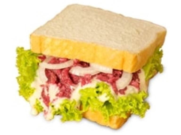 Speedy Beef Sandwich