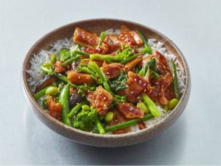 The Vegetarian Butcher NoChicken Teriyaki - Foodservice