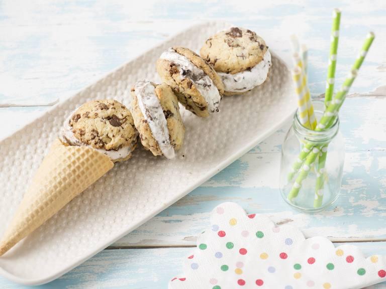 Cookie-Eissandwich