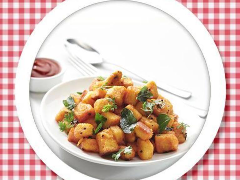 Tangy Tomato Idlis