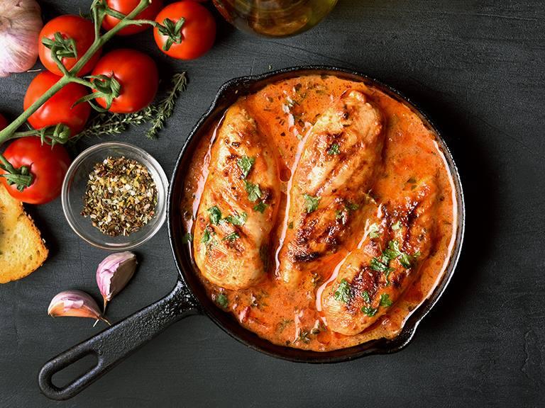 Chicken Sishebo