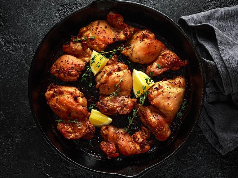 Sweet Chilli Braai Chicken