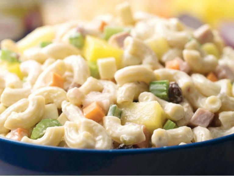 Weekend Macaroni Salad