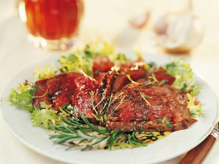 steak met kruiden