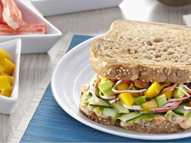 California Maki Sandwich