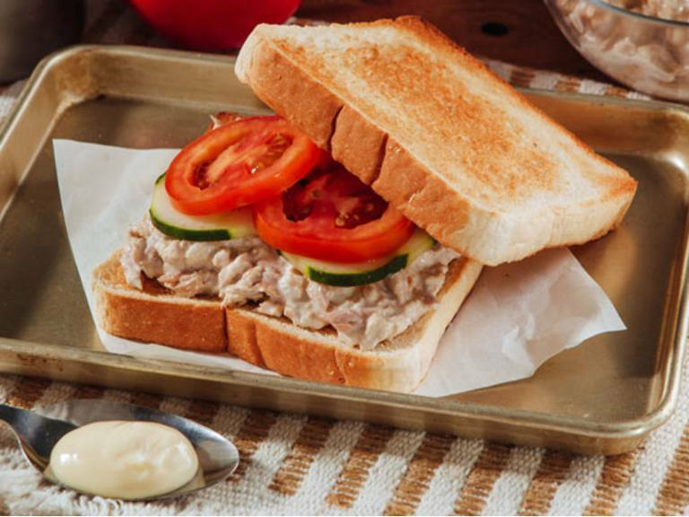 Yummy Tuna Sandwich