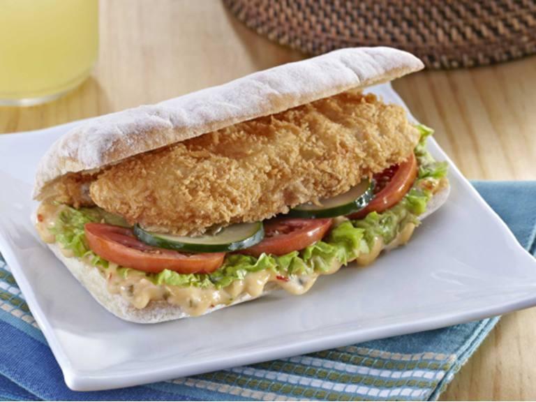 Crispy Chicken Sandwich