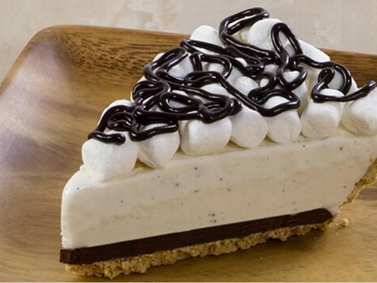 S'mores Ice Cream Pie Recipe