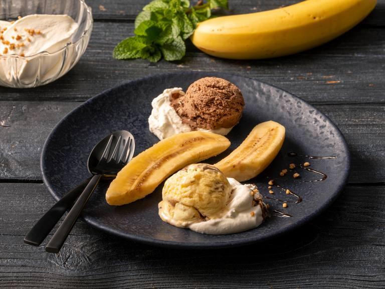 Cremissimo Banana Split