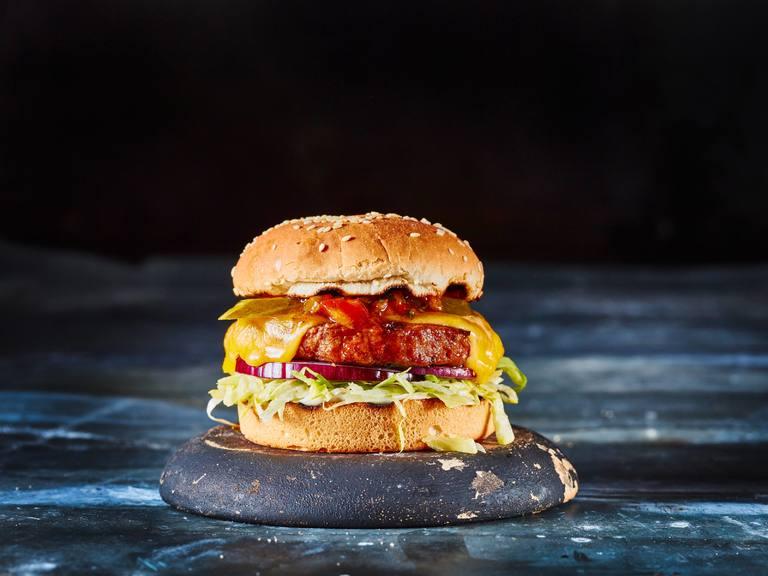 'It's a classic' burger