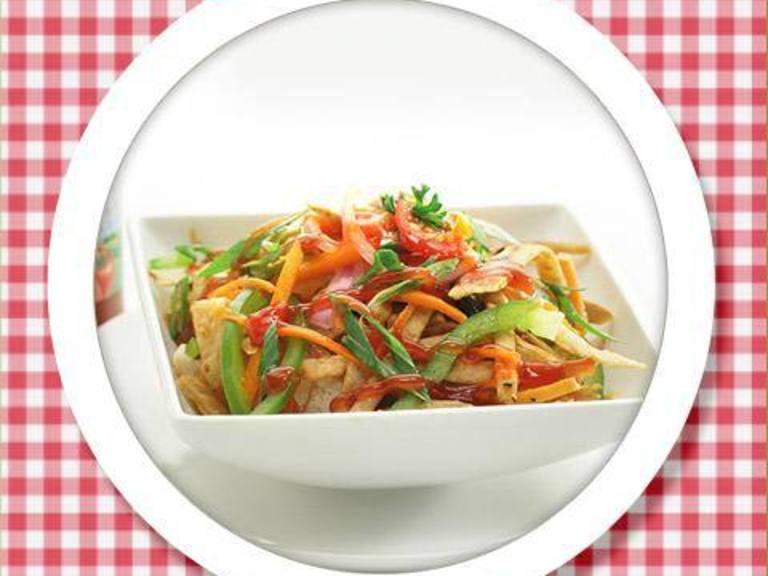 Chapatti Noodles