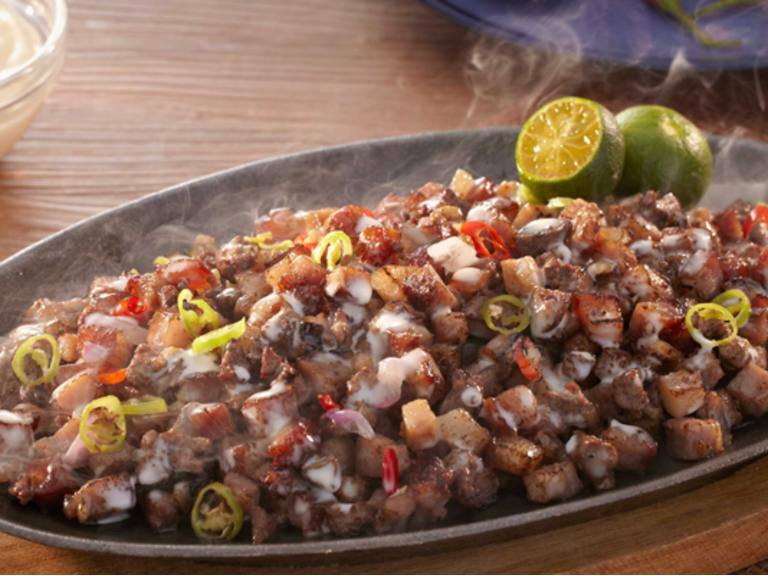 Lady's Choice Pork Sisig