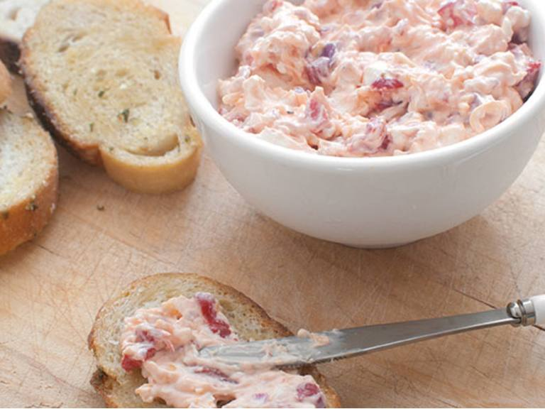 Cheese Pimiento and Dip