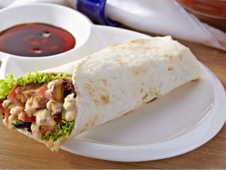 Grilled Chicken Inasal Sandwich