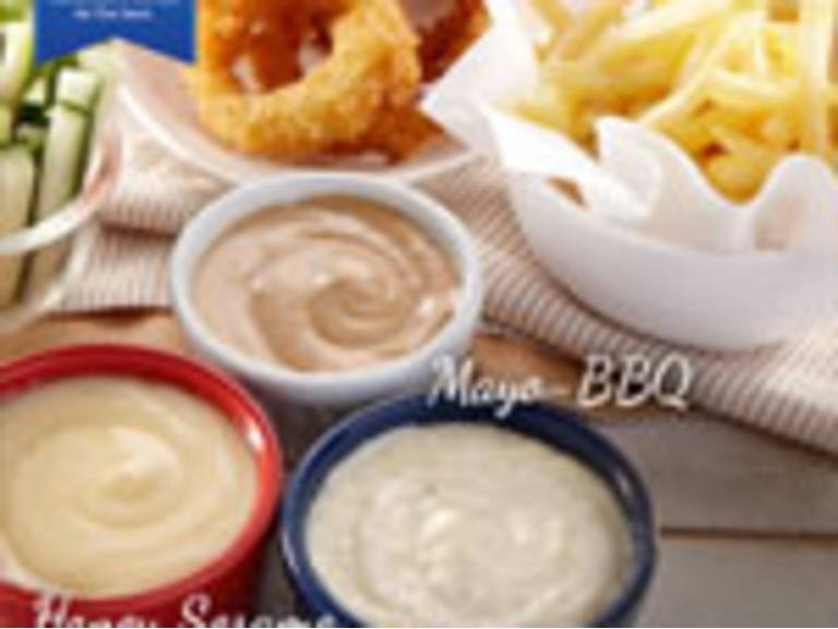 Best Dips made with Real Mayo
