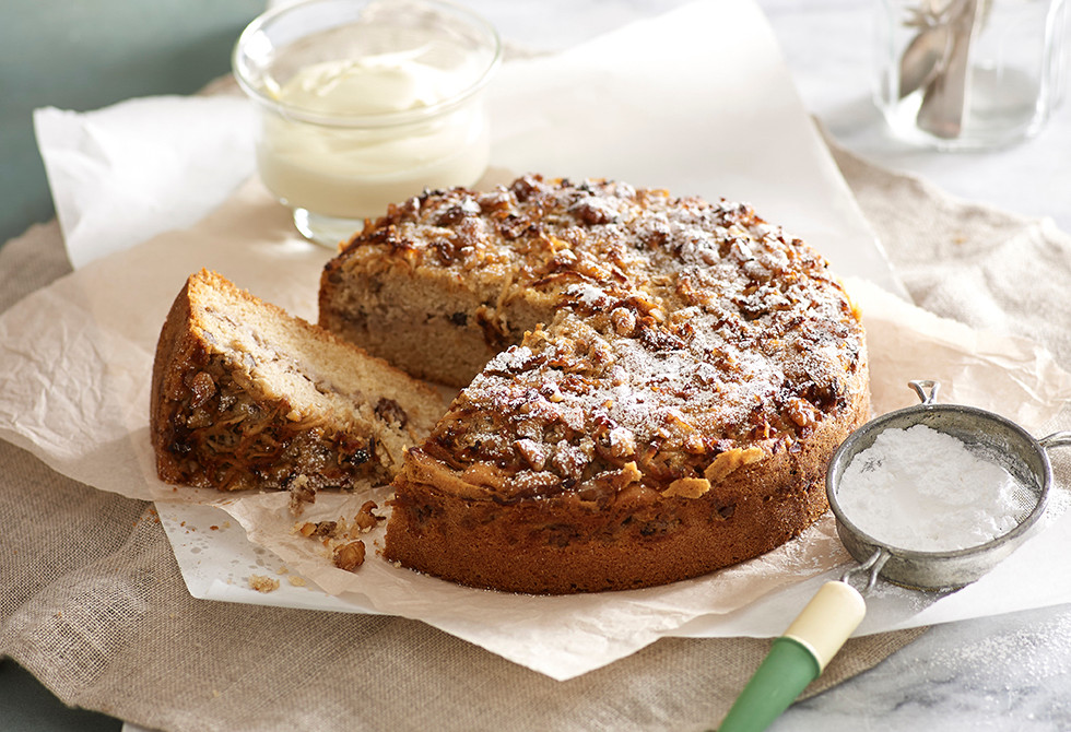 Easy Banana And Sultana Cake